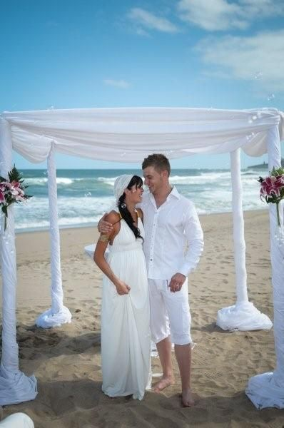 Beach Weddings - Southbroom